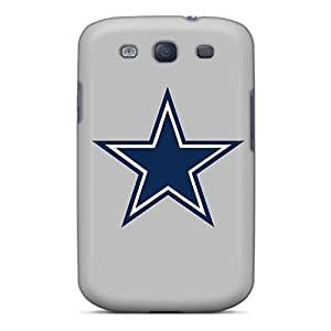 AngerolaWalmaka UJK14974ioVC Cases For Galaxy S3 With Nice Dallas Cowboys 5 Appearance