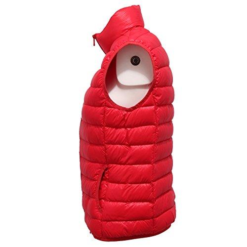 Woman Rosso Rouge Altea Piumino Smanicato 7960v Jacket Sleeveless qxaTfF7