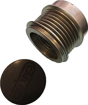 Alternador Piñón libre Polea del embrague Bosch tipo Zen gm 333465