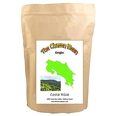 Costa Rican SHB Tarrazu E/P Single Estate - GP - The Chosen Bean Origin Arabica Micro Roasted Medium Roast Gourmet Whole Bean Coffee Sampler Pack