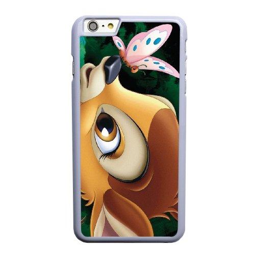 Coque,Coque iphone 6 6S 4.7 pouce Case Coque, Cover Coque iphone 5 Bambi Cover For Coque iphone 6 6S 4.7 pouce Cell Phone Case Cover blanc