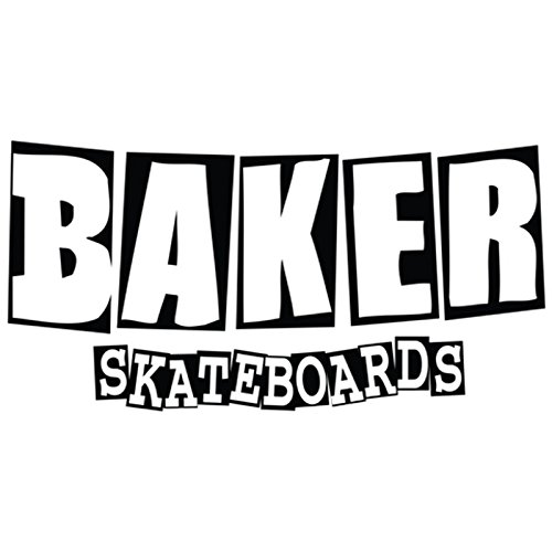 Baker Sticker - Baker Brand Logo Large DECAL - (Assorted Colors)