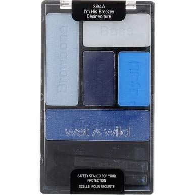 WET N WILD Color Icon Eyeshadow Palette 5 Pan - I'm His Breezey