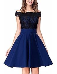 Amazon.com: Off the Shoulder - Cocktail / Dresses: Clothing, Shoes ...