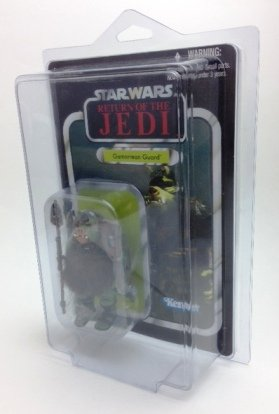 Star Wars The Vintage Collection Gamorrean Guard Unpunched in Protective Case