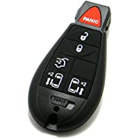 OEM Electronic Chrysler Town & Country 6-Button FOBIK Key Fob Remote (FCC ID: M3N5WY783X)