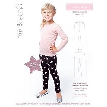 Schnittmuster Leggings für Kinder/Gr. 50-146cm/5X0330: Amazon.de ...