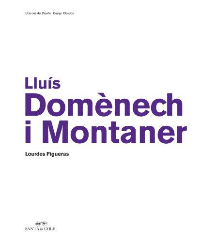 Descargar Libro Lluís Domènech I Montaner Lourdes Figueras
