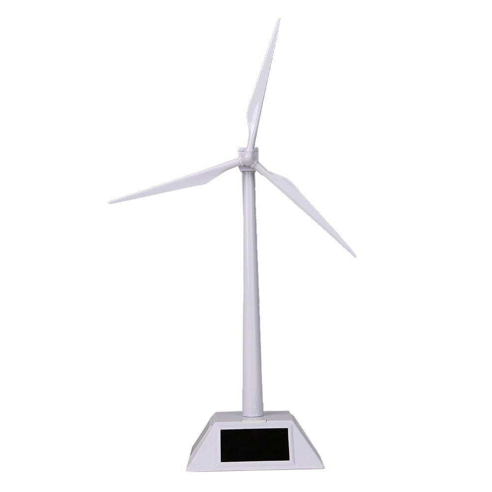 New Hot Sale Children's Educational DIY Solar Toys Solar Power Kits Novelty Assembly Solar Windmill For Child Birthday Gift