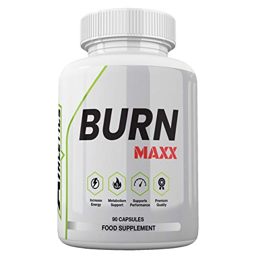 Burn MAXX Fat Burner by Freak Athletics – Fat Burners Suitable for Both Men & Women – 90 Capsules – Made in The UK High…