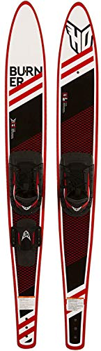 """HO Burner Combo Water Skis - 2017 - 67"""" w/ Blaze Bindings, used for sale  Delivered anywhere in USA"""