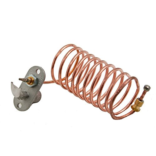 Magic Chef 74009852 Range Oven Pilot Burner And Thermocouple Assembly Genuine Original Equipment Manufacturer (OEM) part for Magic Chef & Amana