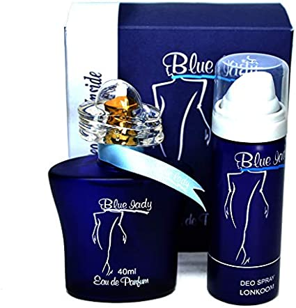 Blue Lady Eau De Parfum 40 ml (1.33 Fl