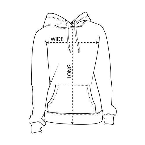 Logo Anchor Nero Donna Hoodie Viento SAxF50x