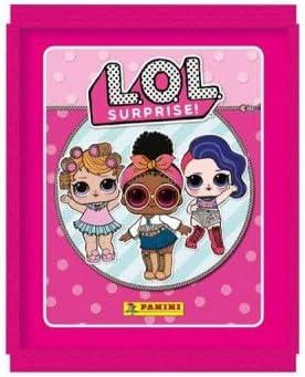 Panini L.O.L. Sorpresa! Paquete DE 10 Pegatinas (10 Paquetes sellados): Amazon.es: Juguetes y juegos