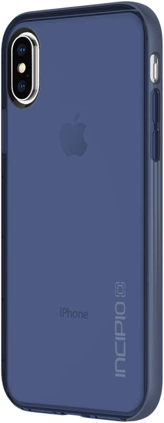 Incipio Octane LUX Compatible with Apple iPhone X/Xs - Midnight Blue