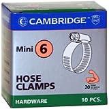 Cambridge HCM-6S  Mini Hose Clamp