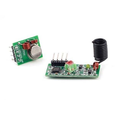 433Mhz Rf Link Kit supplier