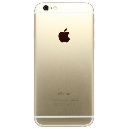 Apple iPhone 6, GSM Unlocked, 16GB - Gold (Renewed)