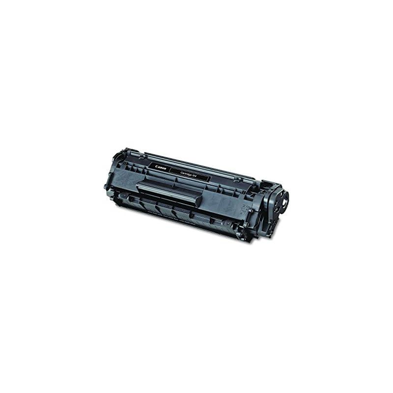 Canon Original 104 Toner Cartridge - Bla