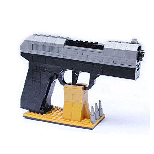 mp-45-268-pcs-blocks-gun-weapon-series-classic-without-original-boxes-size-20cm-14cm