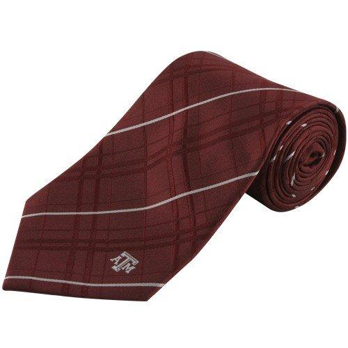 Texas A&m Aggies Oxford (NCAA Texas A&M Aggies Maroon Oxford Woven Tie)
