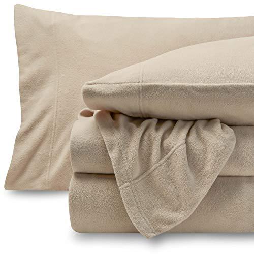Top 10 Bare Home King Size Fleece Sheet Set