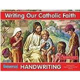 Writing Our Catholic Faith Handwriting, Kindergarten