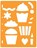 Fiskars Cupcakes and More Shape Template (01-005265F)