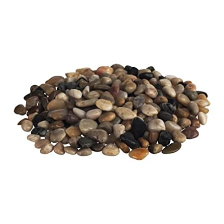 Natural River Bed Small Decoration (Pebble) Stones For Candle Tray on small white stones for landscaping, small front yard landscaping ideas, small pebble gardens,