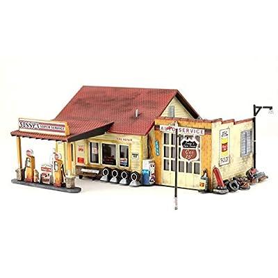 N KIT Sonny's Super Service: Toys & Games