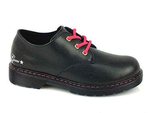 Guess , Chaussures de ville à lacets pour fille