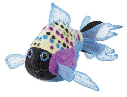 Polka Back Fish - Ganz Lil'Kinz Polka Back Fish 5 Plush by Ganz