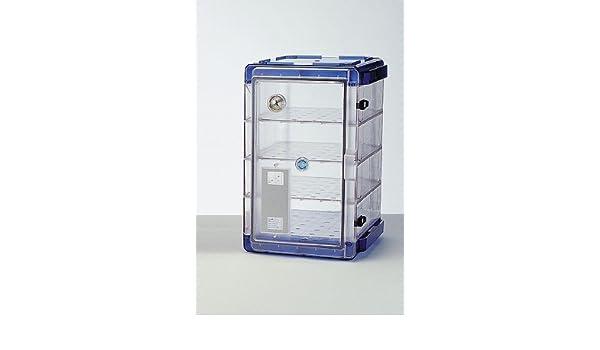Secador F42074-1226 Autodesiccator cabinets, 1.9 cu. ft. Vertical; 220 VAC: Amazon.com: Industrial & Scientific