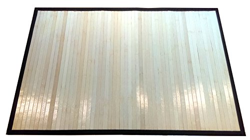 Natural Bamboo Mat, 2'x3'