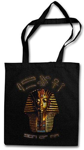 Egipto Pharao de Bolsas Vintage Mummy Egypte Seth Faraón Dios la Egypt Compra Echnaton TUTANCHAMUN Nofretete Urban Backwoods Anubis Reutilizables fqzORR