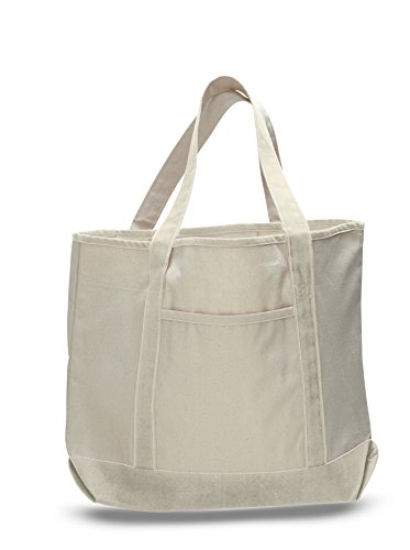 Spacious Durable Shopping Eco Friendly Natural product image
