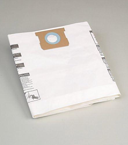 6 Shop Vac 10-14 Gallon Disposable Collection Bag Genuine OEM Part 906-62-00