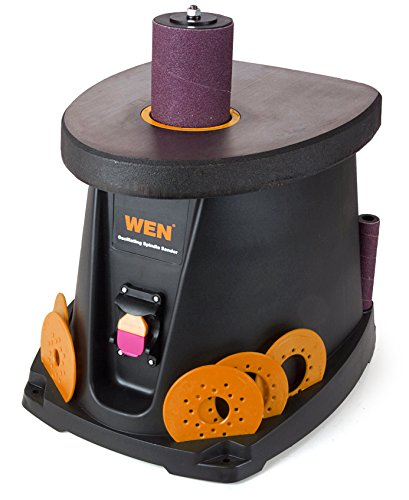 Review Of WEN 6510T 3.5 Amp Oscillating Spindle Sander