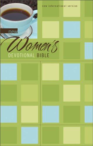 Download NIV, New Women's Devotional Bible, Hardcover pdf