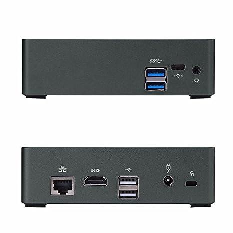 Kingdel A1 Powerful Mini Desktop Computer, 4K Mini PC, Intel i7 8th Gen. CPU, 8GB DDR4 RAM, 512GB SSD, HD Port, 3165 A/C Wi-Fi+Bluetooth 4.2, 2USB ...