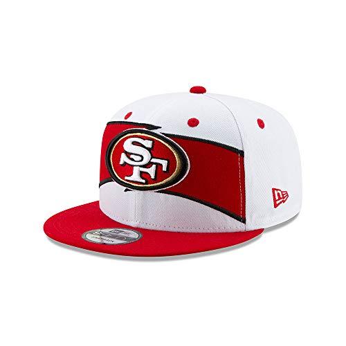 bd8cca1ba33 San Francisco 49ers Snapback Hat. New Era 2018 Mens NFL ...