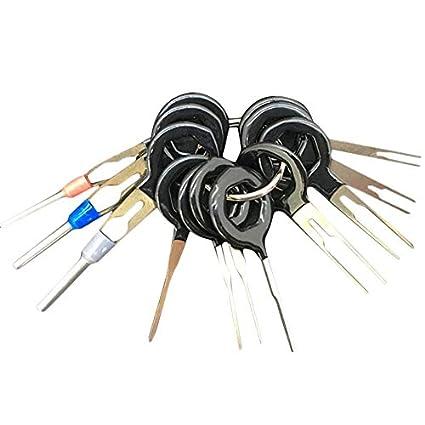 amazon com 11pcs set auto car plug terminal extraction Auto Wire Harness Repair