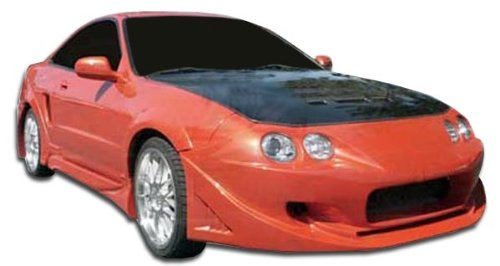 1994-2001 Acura Integra Duraflex Millenium Wide Body Front Fender Flares - 2 Piece (Millenium Wide Body)