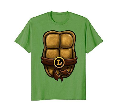 Teenage Mutant Ninja Turtles Leonardo Shell T-Shirt -