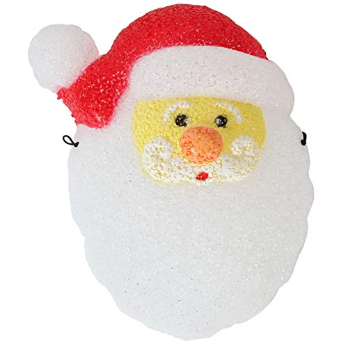Santa Outdoor Light Cover