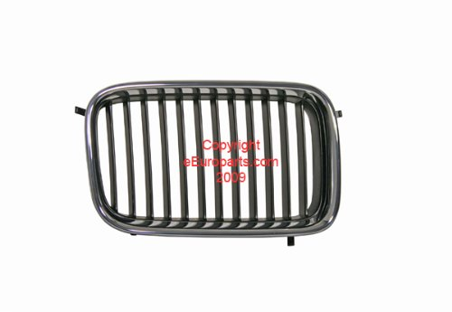 BMW OEM Grill / Grille RIGHT for 318i 318is 318ti 320i 325i 325is M3 M3 3.2 by ()