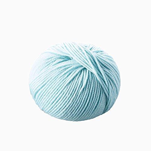 Sugar Bush Yarn Bliss Light Weight - Merino Wool - Aquamarine Superwash Merino Wool Yarn