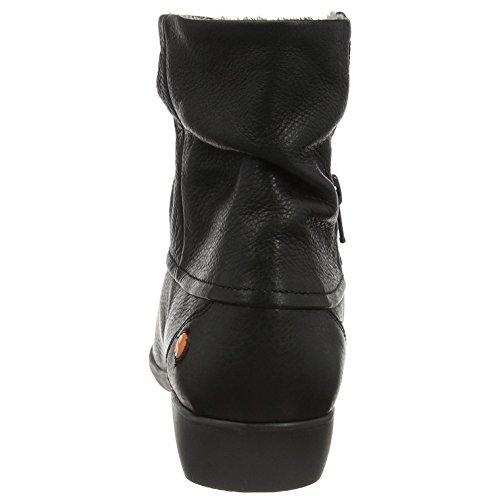 Softinos Fon392sof - Botines Chukka Mujer Black