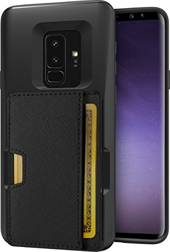 Silk Galaxy S9 Plus Wallet Case - Q Card CASE  - Wallet Slay